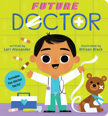 Future Doctor (Future Baby Book) Cover Image