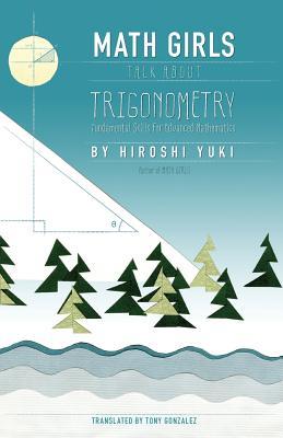 Math Girls Talk About Trigonometry Cover Image