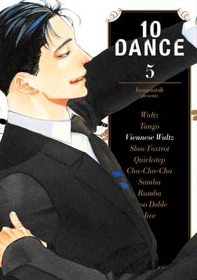 Cover for 10 DANCE 5