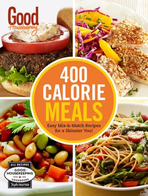 Good Housekeeping 400 Calorie Meals Cover