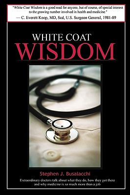 White Coat Wisdom Cover