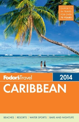 Fodor's Caribbean Cover