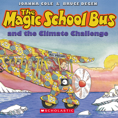 The Magic School Bus and the Climate Challenge Cover Image
