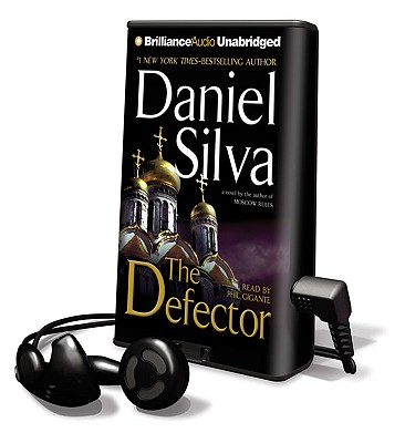 The Defector [With Earbuds] Cover Image