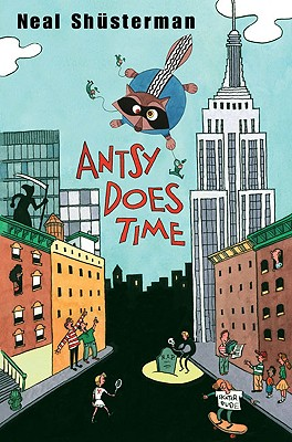 Antsy Does Time Cover