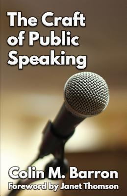 The Craft of Public Speaking Cover Image