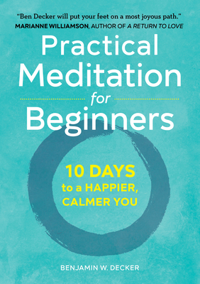 Practical Meditation for Beginners cover image