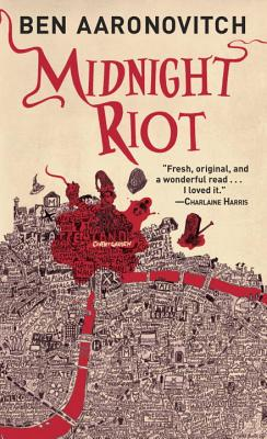 Midnight Riot Rivers of London Vol 1 by Ben Aaronovitch