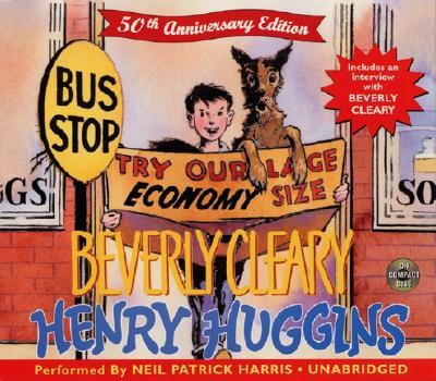 Cover for Henry Huggins CD