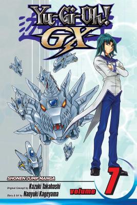 Yu-Gi-Oh! GX, Volume 7 Cover