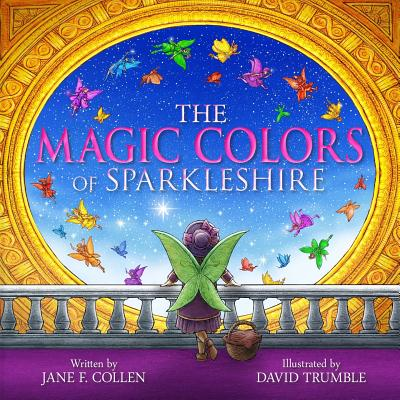 Cover for The Magic Colors of Sparkleshire