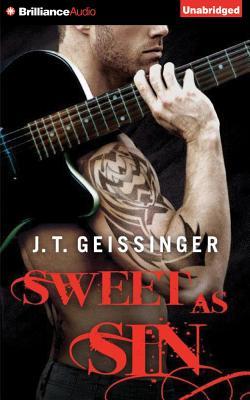 Sweet as Sin (Bad Habit #1) Cover Image