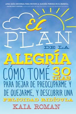 Cover for El plan de la alegria