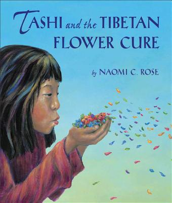 Tashi and the Tibetan Flower Cure Cover Image