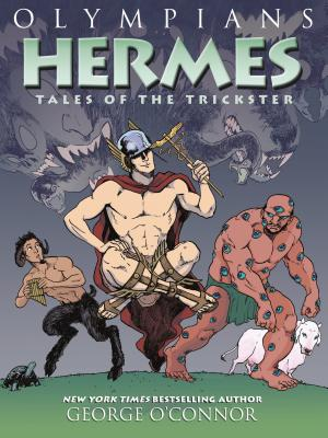 Olympians: Hermes: Tales of the Trickster Cover Image
