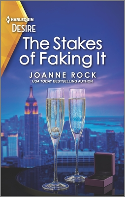 The Stakes of Faking It: A Fake Relationship Romance Cover Image