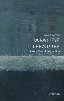 Japanese Literature: A Very Short Introduction Cover Image