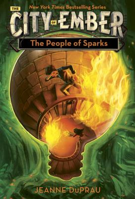 The People of Sparks (The City of Ember #2) Cover Image