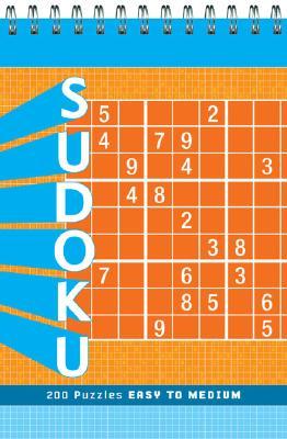 Sudoku: Easy to Medium Cover Image