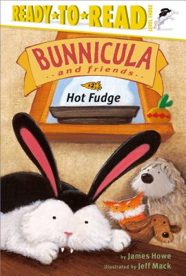 Hot Fudge (Bunnicula and Friends #2) Cover Image