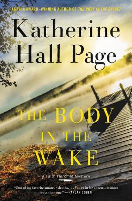 The Body in the Wake: A Faith Fairchild Mystery (Faith Fairchild Mysteries #25) Cover Image