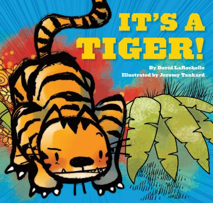 It's a Tiger! Cover