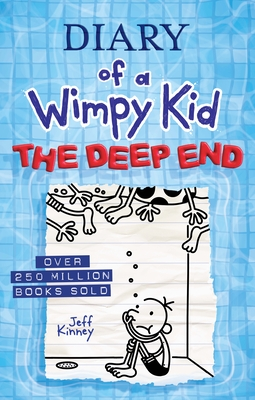 The Deep End (Diary of a Wimpy Kid #15) Cover Image