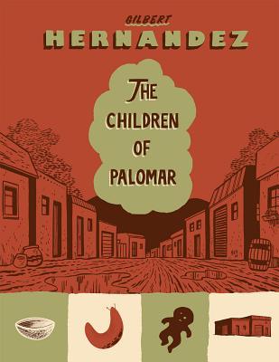 The Children of Palomar Cover