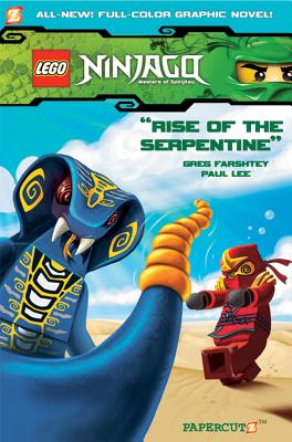 Rise of the Serpentine Cover