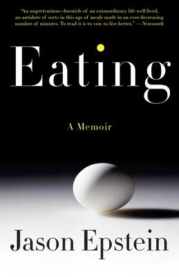 Eating: A Memoir Cover Image