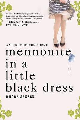 Mennonite in a Little Black Dress Cover