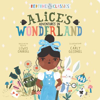 Cover for Alice's Adventures in Wonderland (Penguin Bedtime Classics)