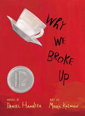 Why We Broke Up Cover