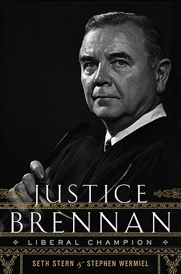 Justice Brennan Cover