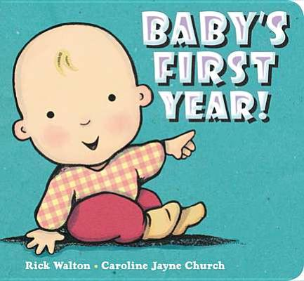 Baby's First Year! Cover Image