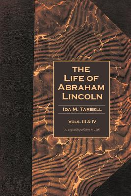 Cover for The Life of Abraham Lincoln