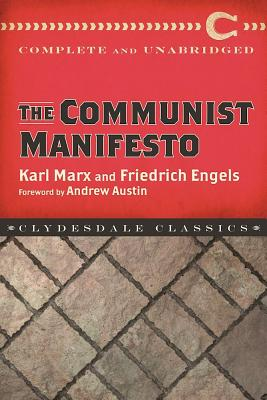 The Communist Manifesto (Clydesdale Classics) Cover Image