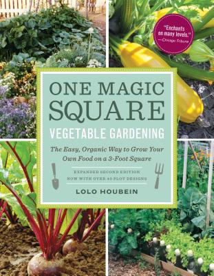 One Magic Square Vegetable Gardening: The Easy, Organic Way to Grow Your Own Food on a 3-Foot Square Cover Image