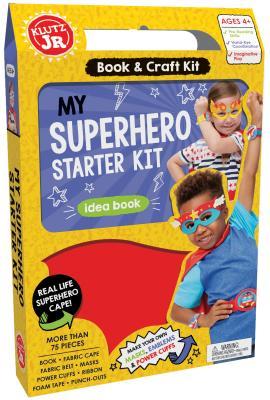 My Superhero Starter Kit Cover Image