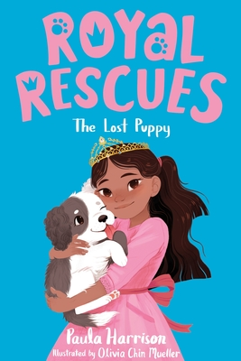 Royal Rescues #2: The Lost Puppy Cover Image
