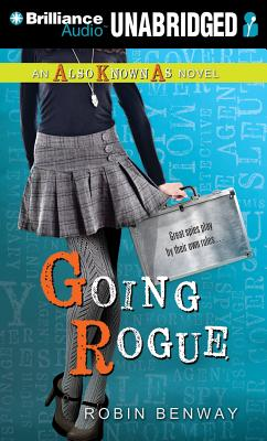 Cover for Going Rogue (Also Known As Novels)