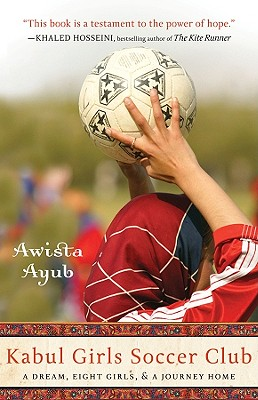 Kabul Girls Soccer Club Cover