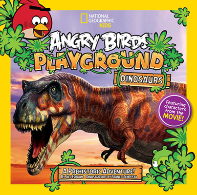 Angry Birds Playground Cover