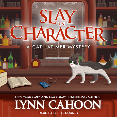 Slay in Character (Cat Latimer Mystery #4) Cover Image