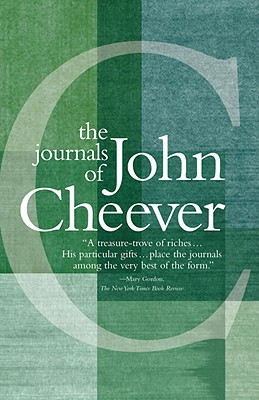 The Journals of John Cheever Cover Image