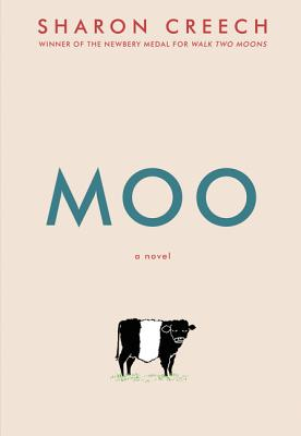 MOO: A Novel Cover Image