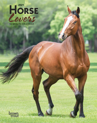 Horse Lovers 2021 Engagement Cover Image