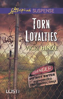 Torn Loyalties Cover
