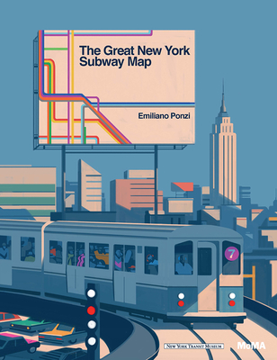 The Great New York Subway Map Cover Image