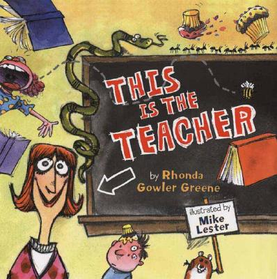 This is the Teacher Cover